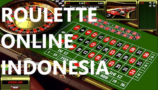 roulette online terpercaya